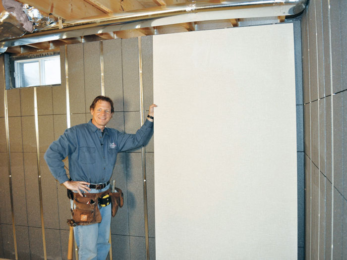 basement wall panels canada to insulated cost everlast diy