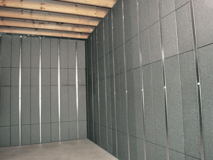 Basement to Beautiful Insulated Wall Panels in Greater Saint Louis