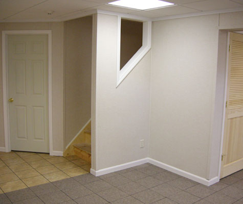 basement wainscoting quotes