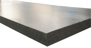 SilverGlo™ crawl space wall insulation available in Fenton