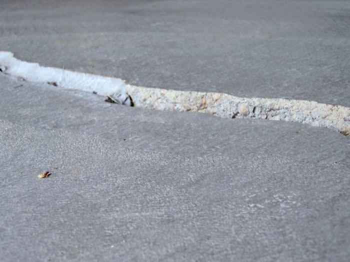 Sinking Amp Settling Concrete Floor Slab Repair In Illinois