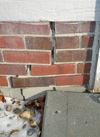 Street Creep Damage Repairs By Illinois Amp Missouri