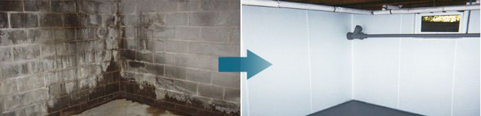 Basement Waterproofing in MO & IL, including St. Charles, Florissant & St. Louis.
