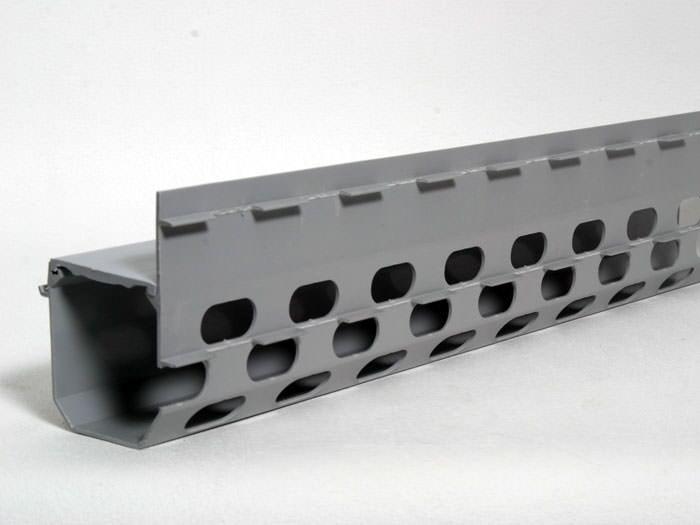 Drain Tile System For Handling Iron Bacteria